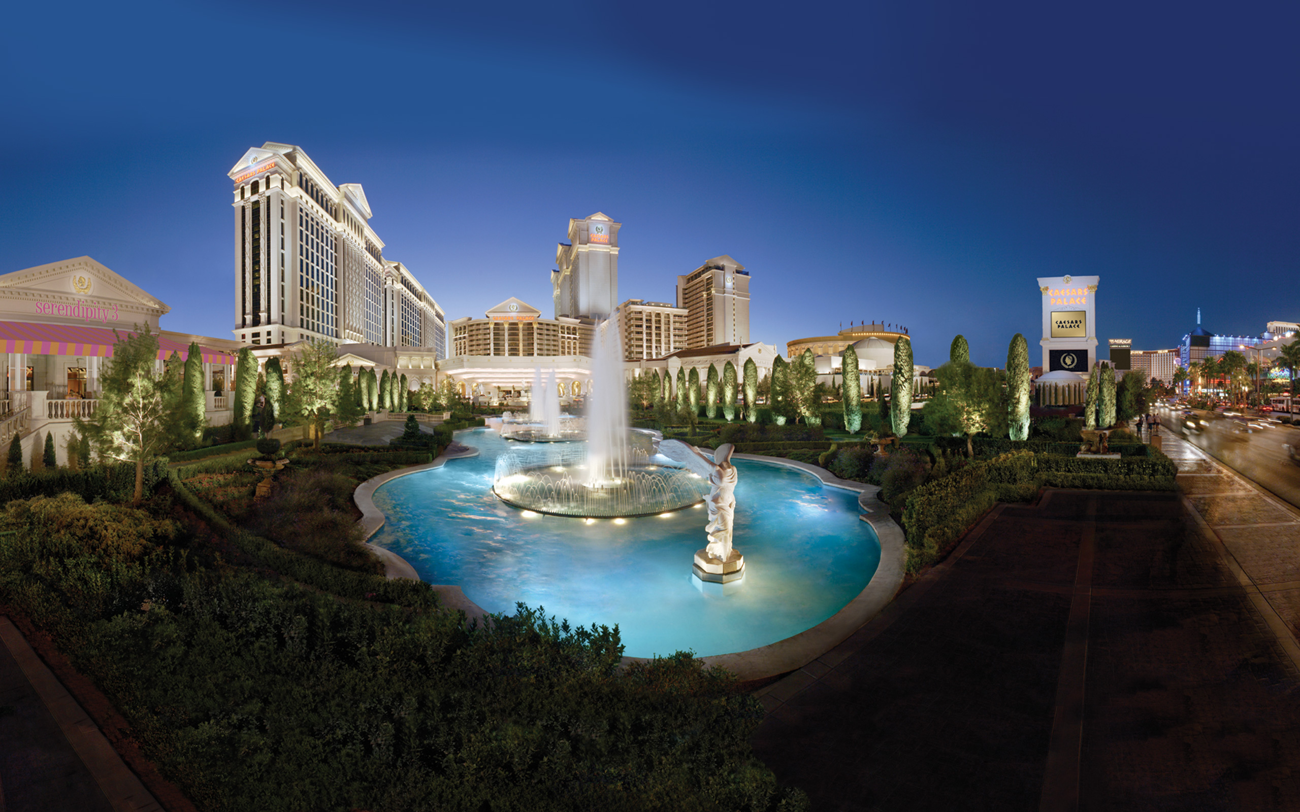 The Vegas Wedding Company - hotels